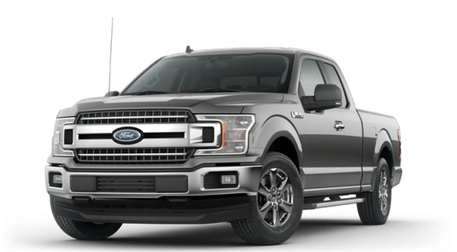2019 Ford F-150 XLT 2WD Supercab 6.5 Box truck